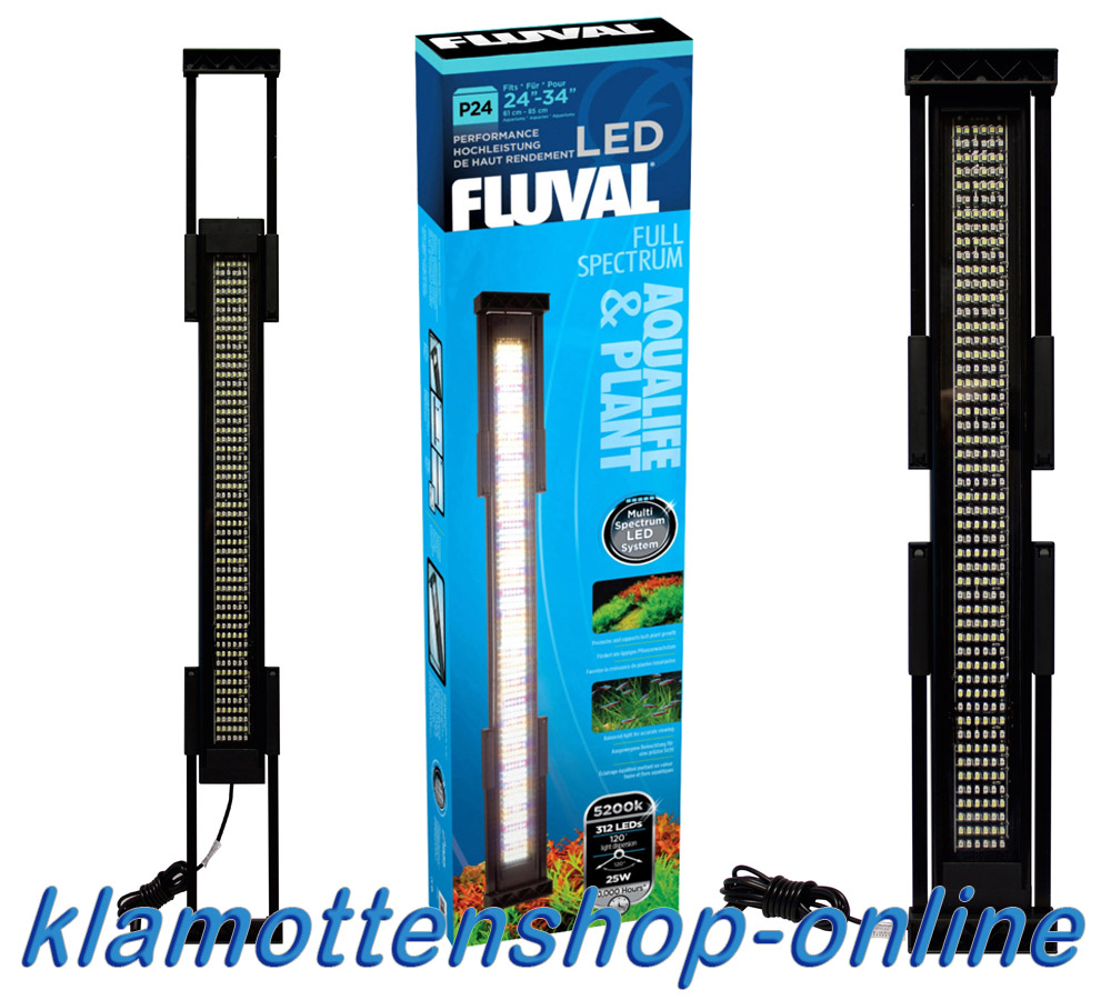 fluval p24 p36 p48 led leuchtbalken aquarium beleuchtung. Black Bedroom Furniture Sets. Home Design Ideas